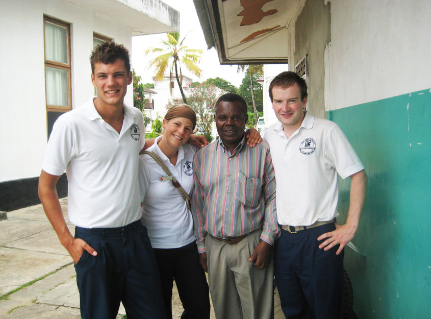 physical therapy elective in dar es salaam tanzania