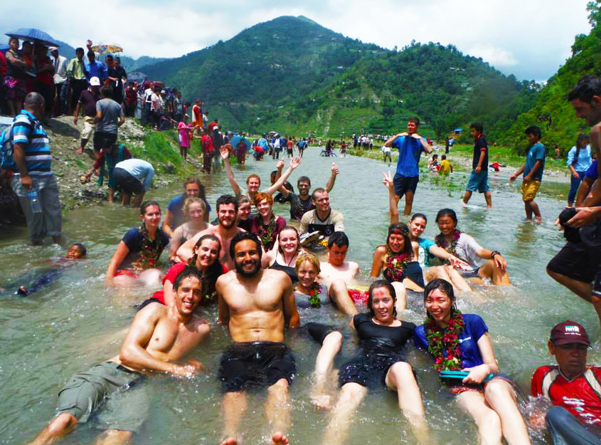 physical therapy elective in pokhara nepal