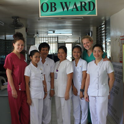 Stephanie's Review of her Nursing Elective in Iloilo, the Philippines