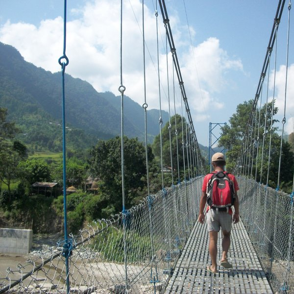 Charlotte's Review of her Nursing Internship in Nepal