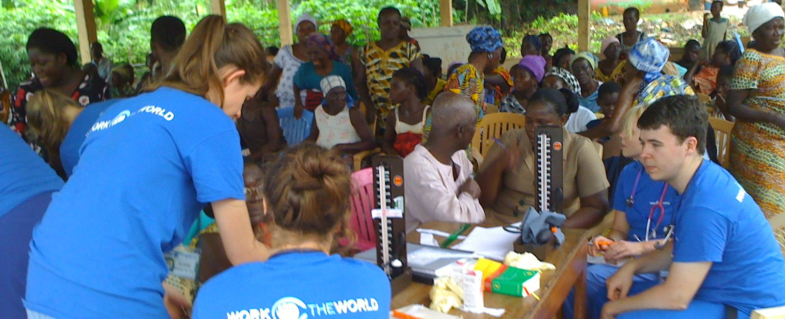 Andrew Moriarty - Medical Electives in Ghana Takoradi