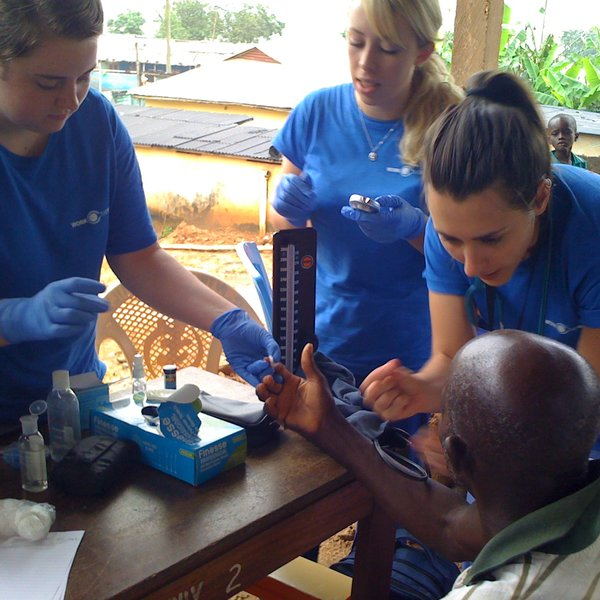 Clare's Review of her Medical Elective in Ghana