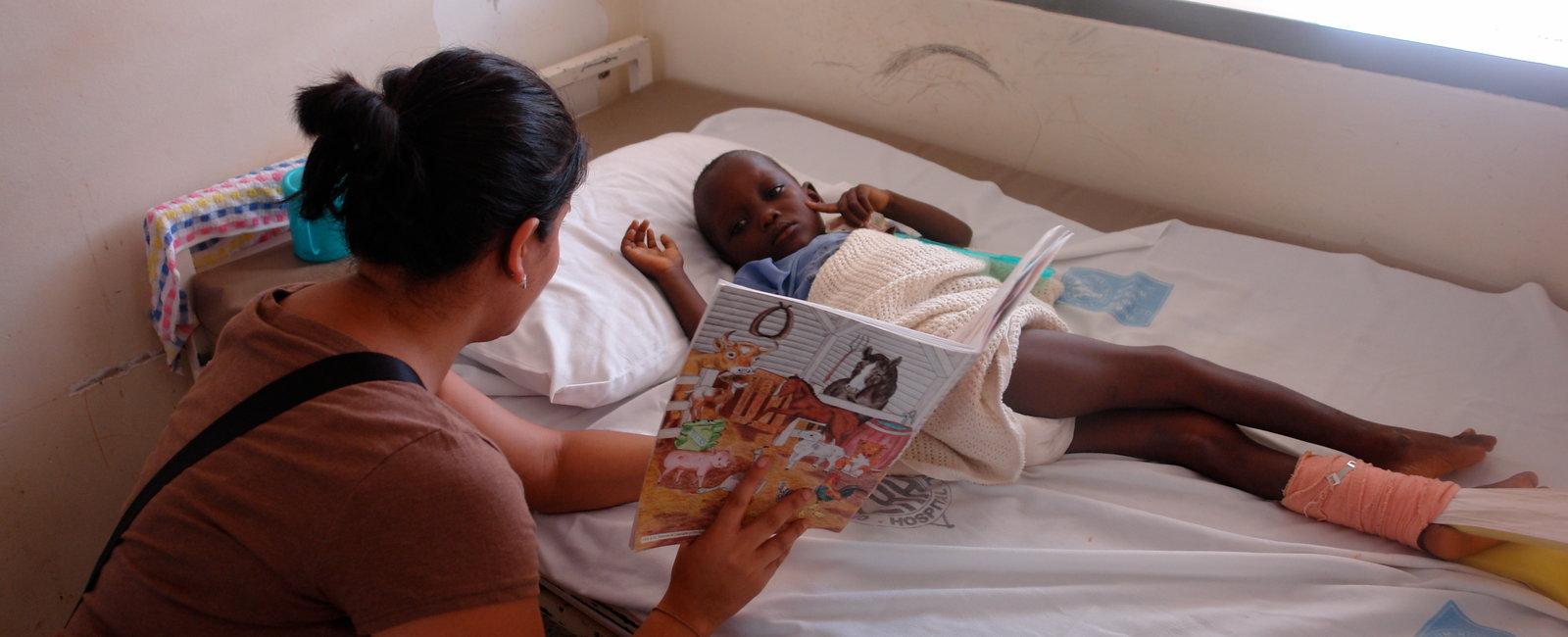 Jessica Mason - Nursing Electives in Takoradi, Ghana