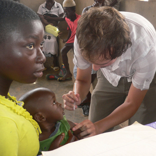 Andrew's Review of his Medical Elective in Ghana