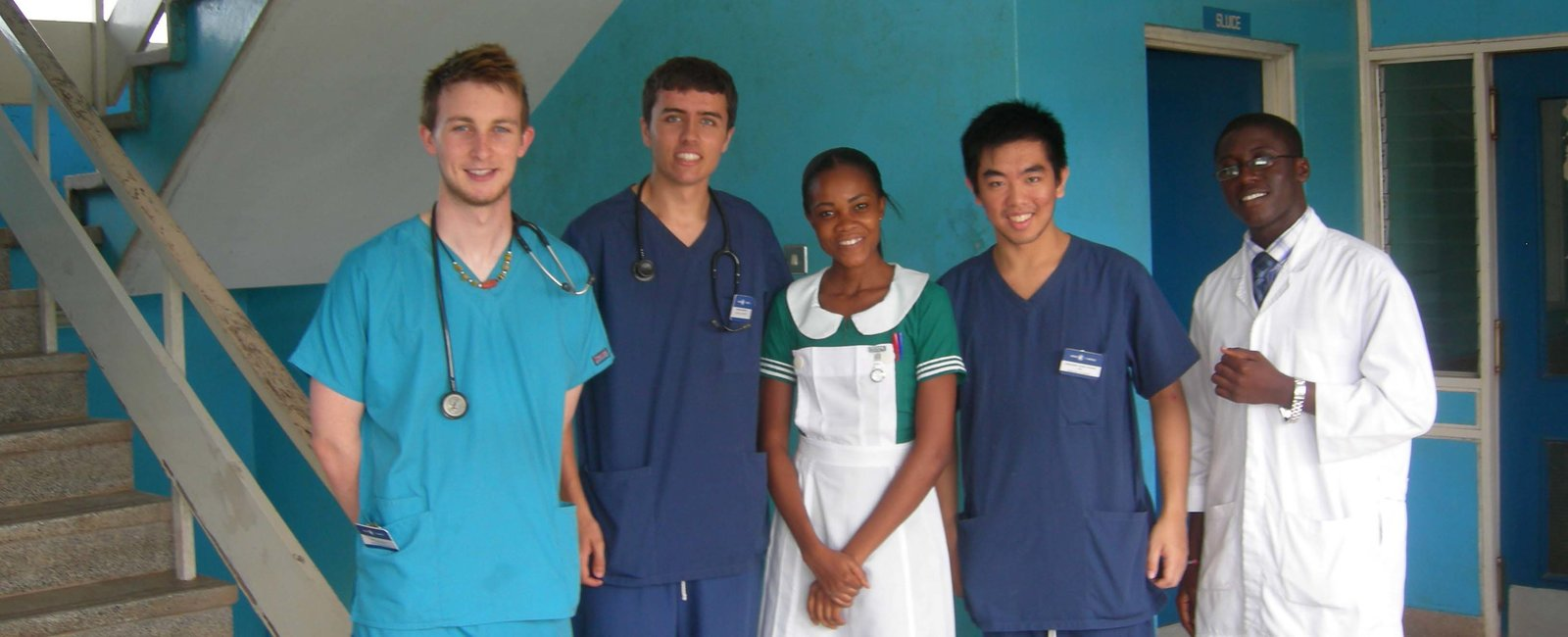 James Andrade - Medical Electives in Ghana Takoradi