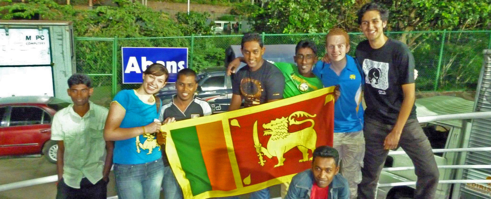 Clare Andrews - Medical Electives in Sri Lanka Kandy