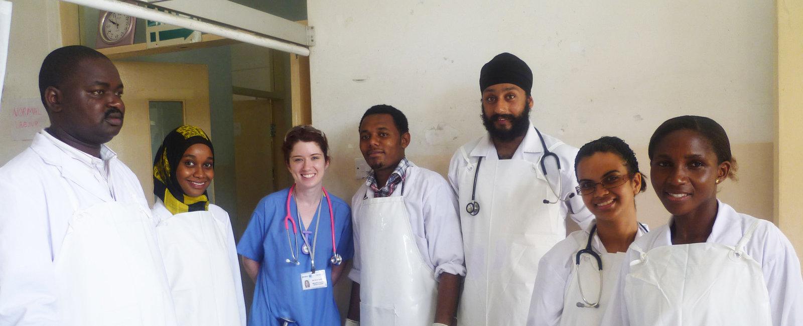 Michelle Causer - Midwifery Electives in Tanzania Dar es Salaam