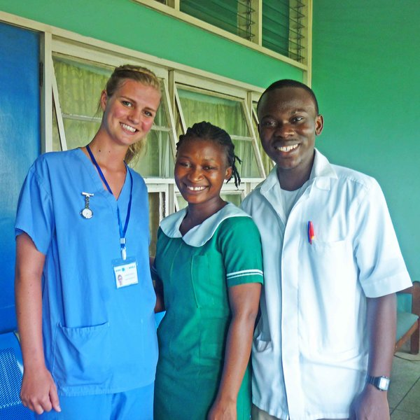 Laura's Elective in Ghana with Work the World