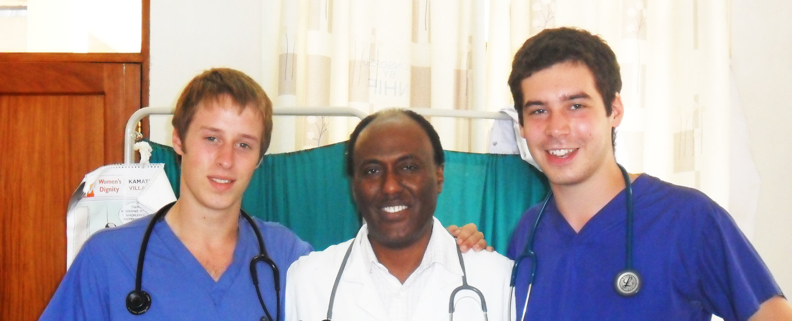 David Matthew - Medical Electives in Tanzania Dar es Salaam