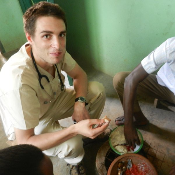 Brendan's Review of his Medical Elective in Ghana