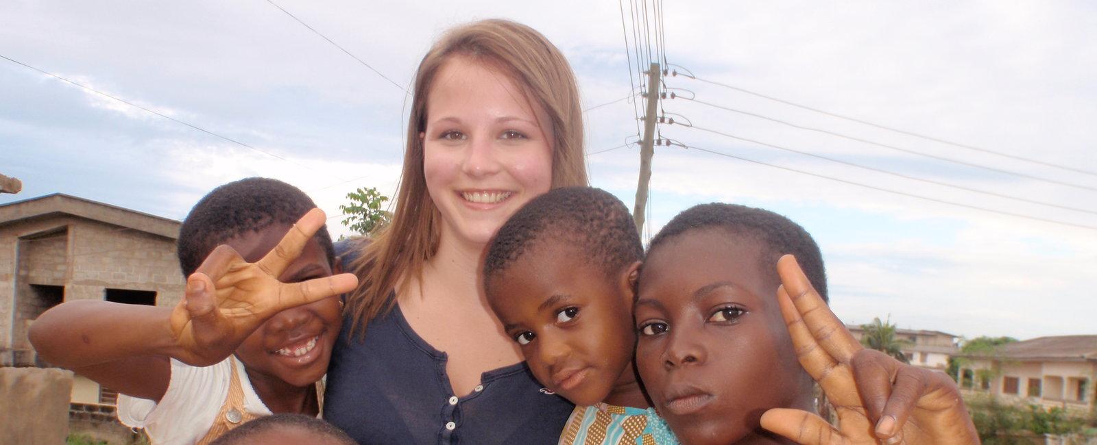 Jess Stevens - Nursing Electives in Ghana Takoradi