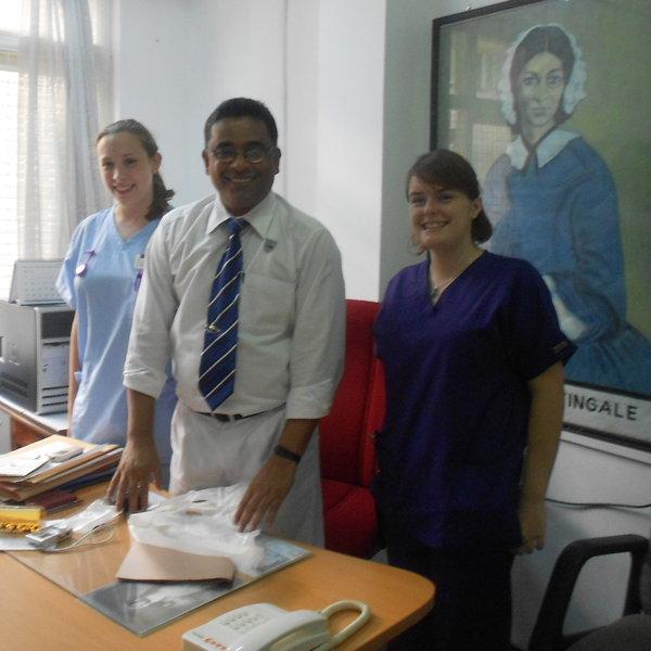 Carys' Review of her Nursing Elective in Sri Lanka