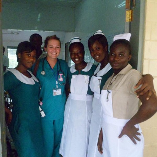 emily's Review of her Nursing Elective in Ghana