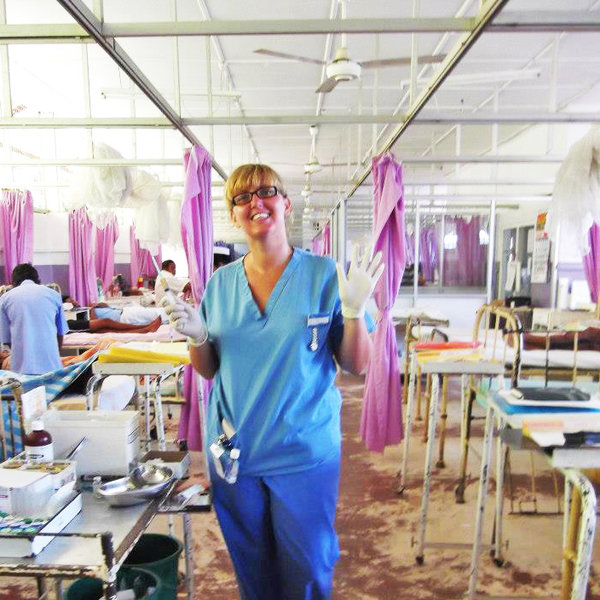 Stacey's Review of her Nursing Elective in Sri Lanka