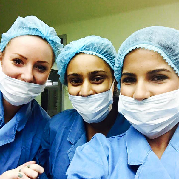Katherine and Aimee's Review of their Medical Internship in Pokhara, Nepal