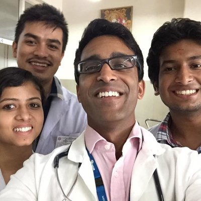 Blog Images - Navin - Nepal medical students