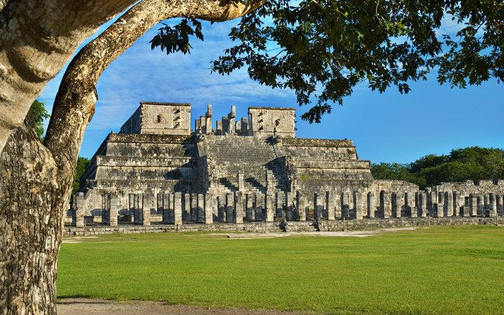 Chichen Itza, Quintana Roo, Mexico.