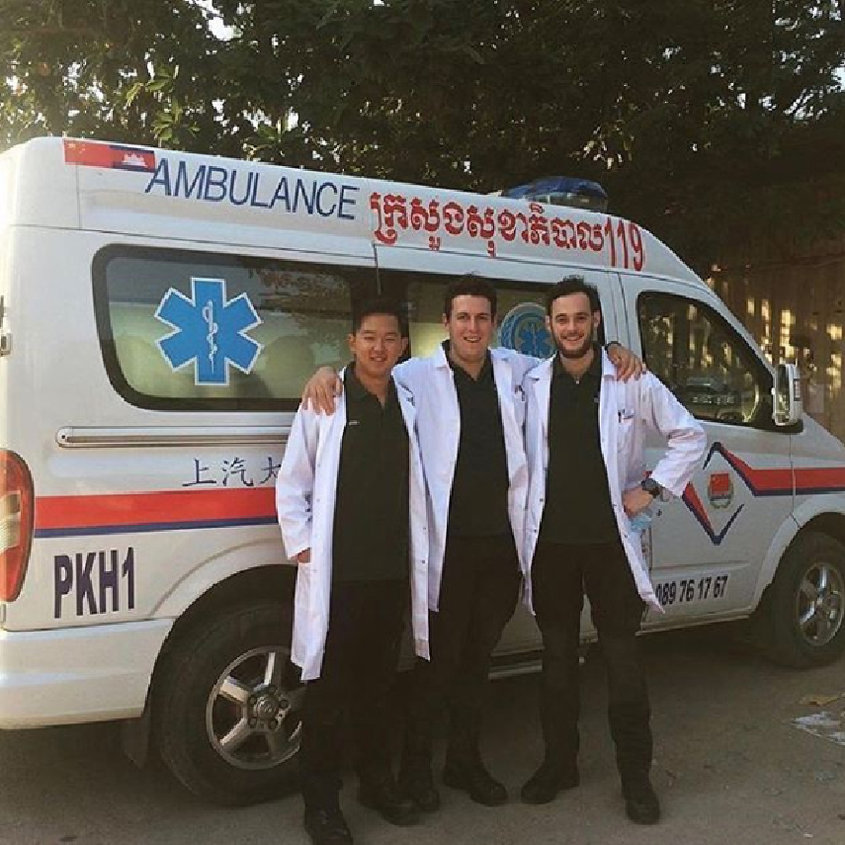 Paramedic Science Placements Abroad