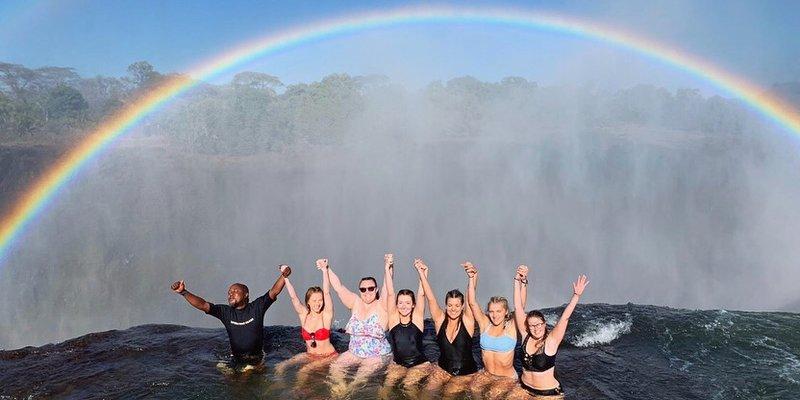 Devil's Pool - Victoria Falls