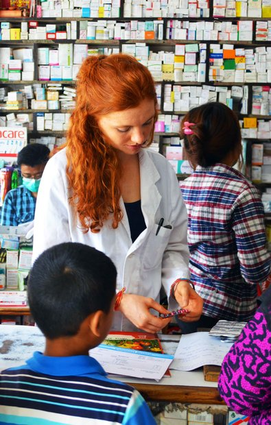 Pharmacy Placements Abroad