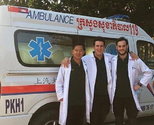 Paramedic Science Electives in Vietnam
