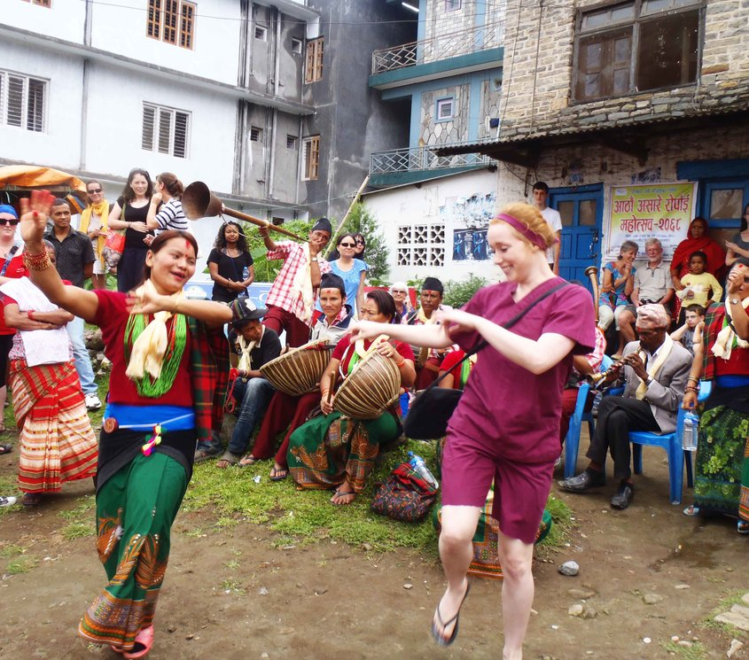 Medical electives in Nepal
