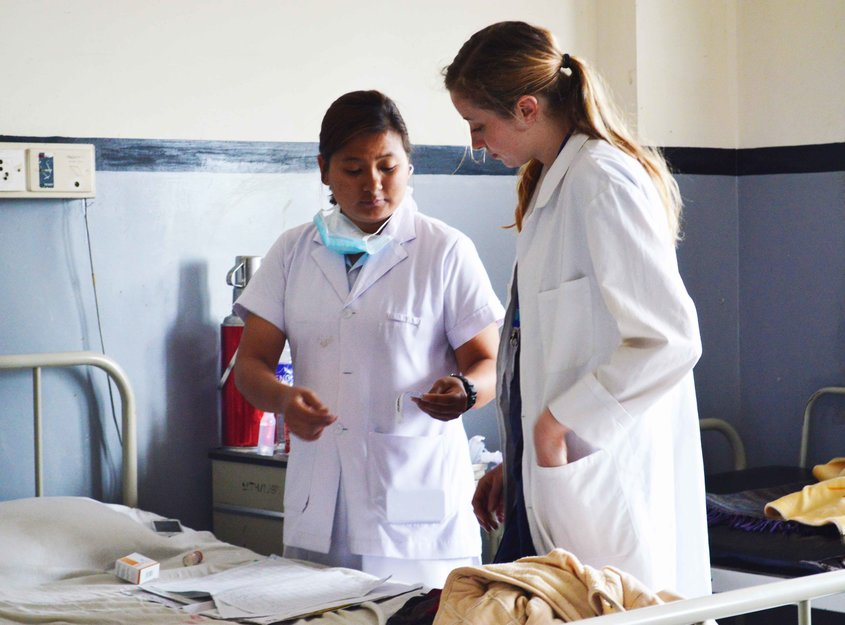 Medical Electives in Nepal, Pokhara