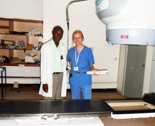 Radiography electives in Tanzania