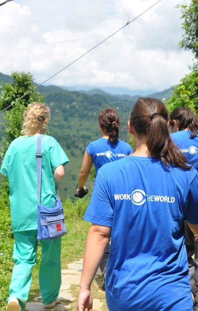Vrijwilligerswerk in Afrika, Latijns Amerika & Azië