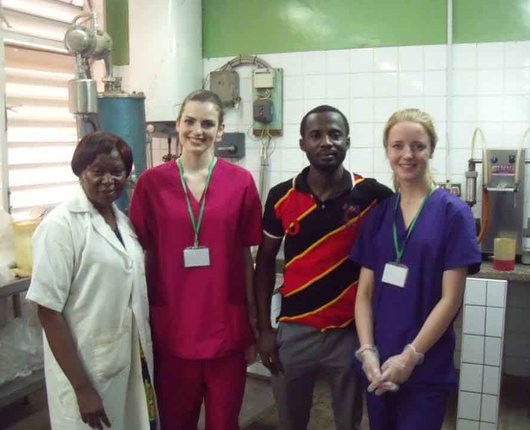 Pharmacy Placements in Zambia